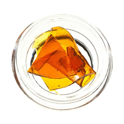 Learn the Term - Cannabis Concentrate Shatter